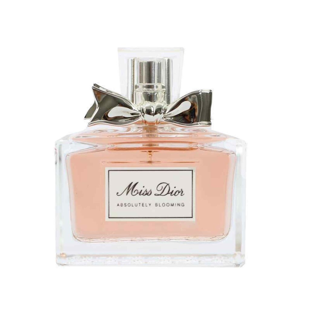 IOR - Miss Dior Absolutely Blooming 50ml Eau de Parfum Producer: Dior. Scent: Top note: Red fruits  Heart note: Grasse-Rose-Absolue, Damascus rose, peony  Base note: White musk